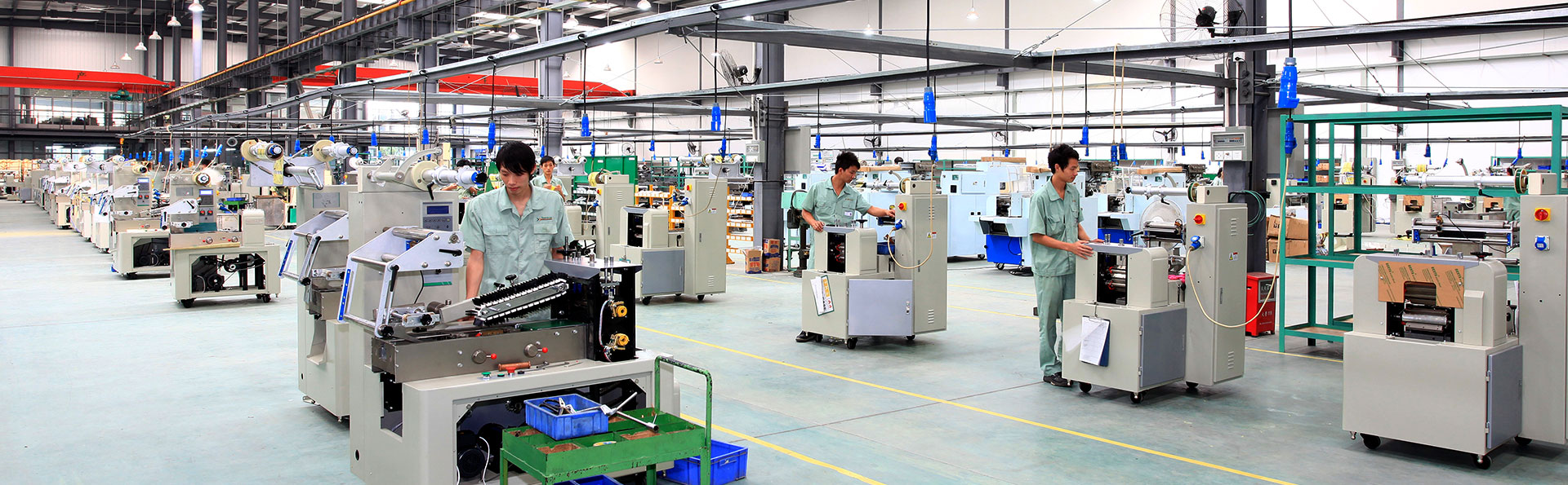 Soontrue Horizontal Packing machine plant
