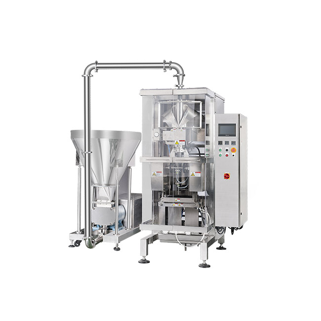 New Delivery for Custom Cutlery Packaging Machine - YL400 vertical packing machine – Soontrue
