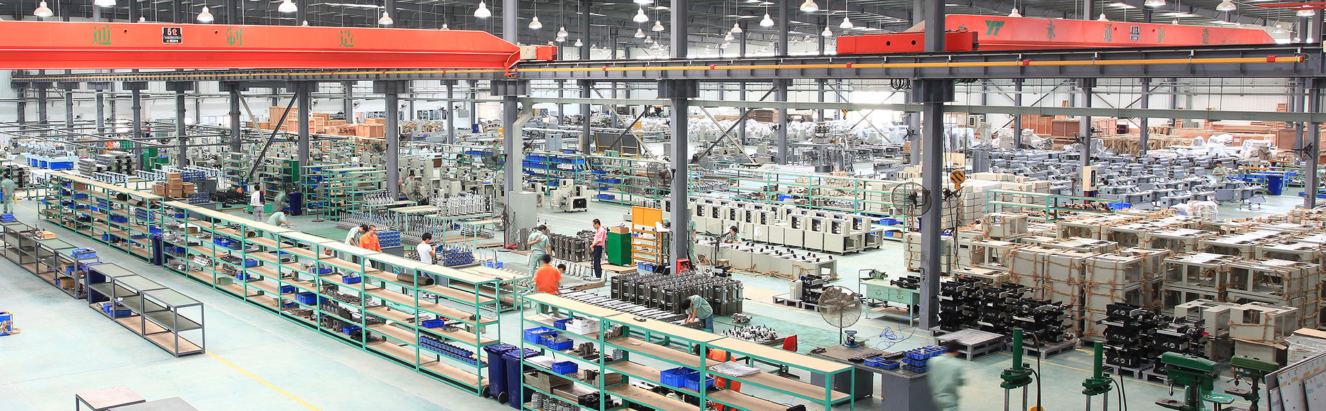 Soontrue packing machine Plant