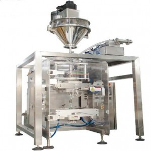 VFFS AUTOMATIC FOUR SIDE SEALING PACKING MACHNE FOR CASHEW NUT PACKING MACHINE