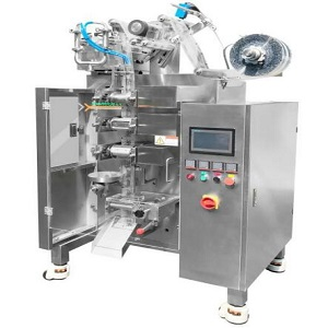 VINEGAR 3 SIDE FILLING MACHINE AND OIL 4 SIDE SEALING MACHINE