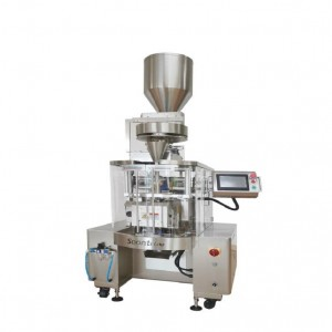 AUTOMATIC PISTACHIO DRY NUTS ROASTING PEANUTS PACKING MACHINE SMALL ROASTED CASHEW NUTS PACKAGING MACHINE