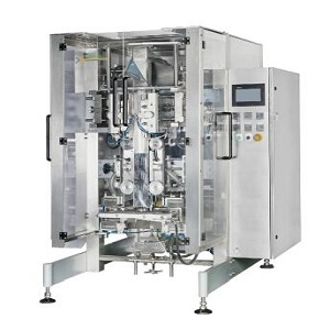 AUTOMATIC QUAD SEAL BAG PACKING MACHINE FOR CHOCOLATES/ COFFEE BEANS/ POTATO CHIPS/SEEDS/NUTS