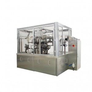 OEM Factory for Cream Pack Filling And Sealing Machine - GDR-100E – Soontrue