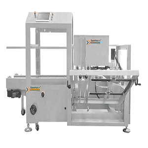 AUTOMATIC CARTON BOX CASE ERECTOR MACHINE WITH HIGH SPEED