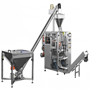 WHEAT FLOUR PACKING MACHINE 1KG OR MILK POWDER PACKING MACHINE
