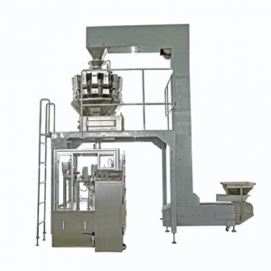 OEM/ODM Factory Wood Pellets Package Machine - Doy packing with Multi-head weigher – Soontrue