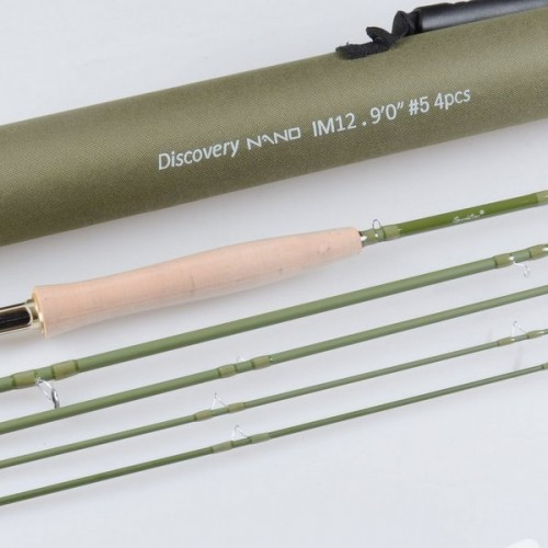 fly rod Discovery 9'0″#5 4pc Featured Image