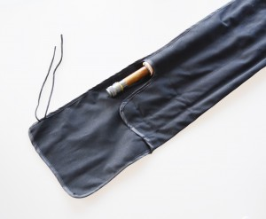 Fly rod bags