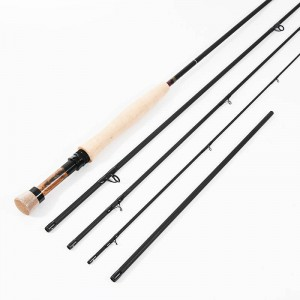 Nymph Fly rod top quality, 10ft and 11ft exchangeable