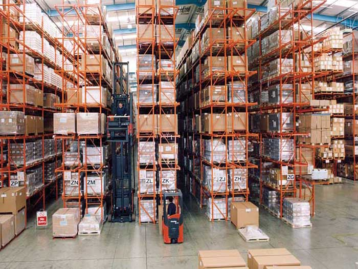What Issues Should Be Pay Attention to Very Narrow Aisle racking?