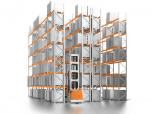 Heavy Duty Storage Solutions VNA Racking System