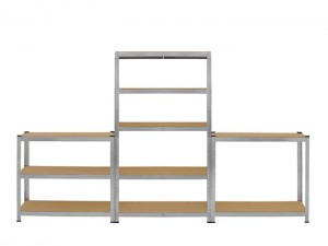 Easy Assambled Storage Light Duty Boltless Shelf