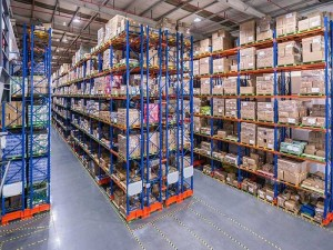 Double Deep Pallet Racking Systems | More 42% Space
