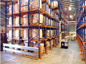 Storage Solutions Drive in Pallet Racking System