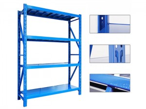 جر رکڻ جي Longspan Shelves Longspan Racking