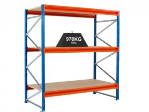 Medium Duty Longspan Shelving Racking