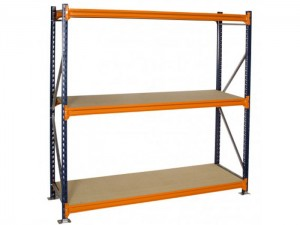 Industrial Heavy Duty Metal Longspan Shelving