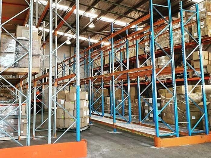 The Standard For Warehouse Pallet Racking Factory