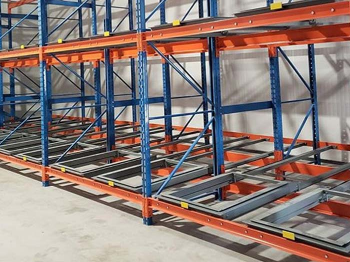 What Are The Applications Of Different Types Warehouse Racking?