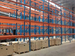 Warehouse Solutions Selective Pallet Racking Systems