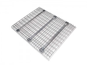Galvanized Wire Mesh Decking Panels
