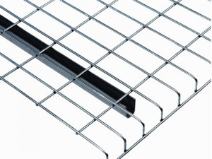 U Channel Wire Mesh Deck for Pallet Racking