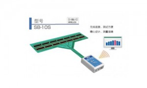 Japan NEWLONG Squeegee Pressure Balance Tester
