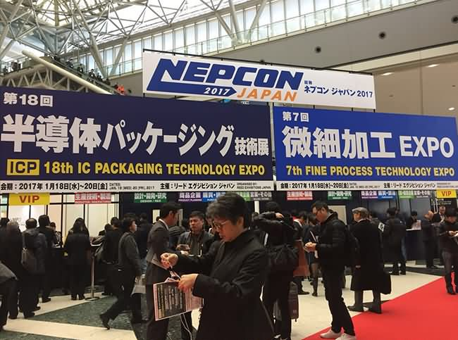 2016 Semiconductor me Microelectronics Exhibition