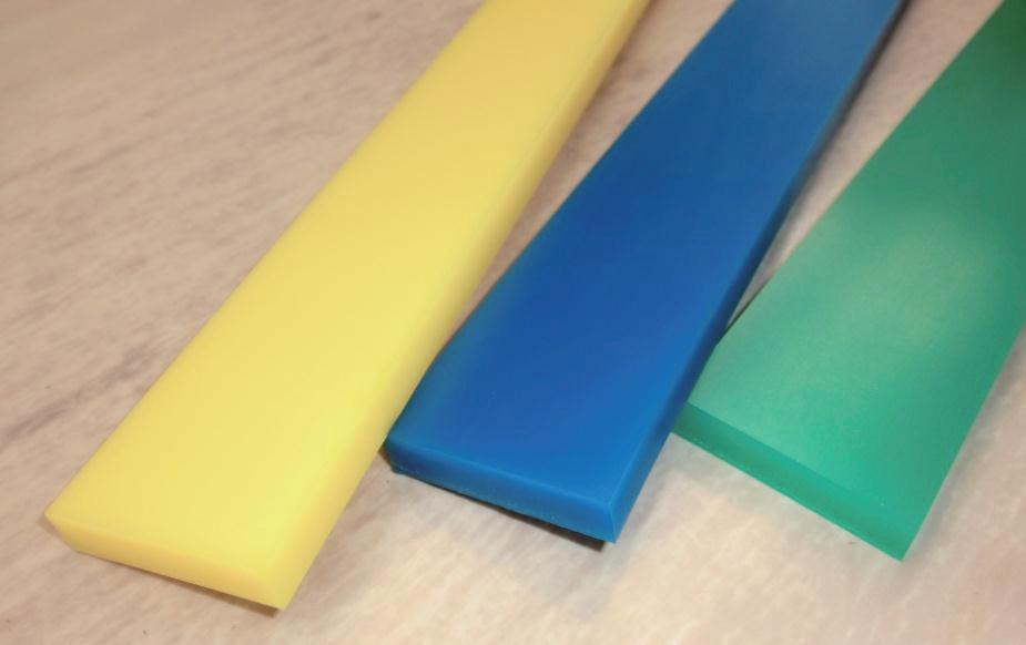 New Delivery for Industrial Squeegee -