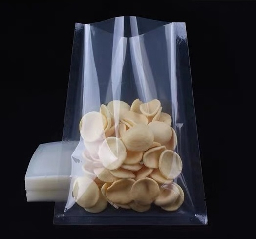 Transparent Plastic Bag For Food Featured Image