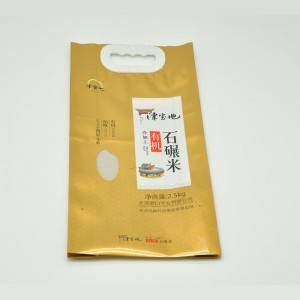Professional China3 Side Seal Sachet -