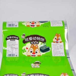 Factory wholesale Bottom Gusset Bag With Zipper And Window -