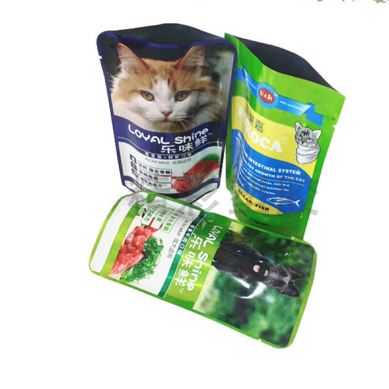 2017 wholesale price4 Side Seal Pouch -