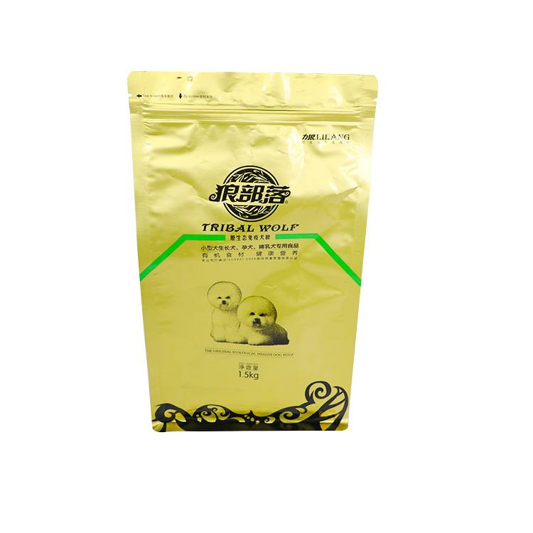 Pet Food Package Pouch Featured Image
