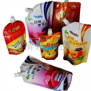 Wholesale Price China Plastic Bags For Spices -