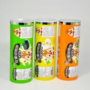 High reputation Plastic Vacuum Bags Food -