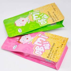 Hot-selling Plastic Pouch Bag -