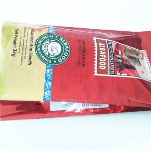 Online Exporter Milk Pouch Printing -