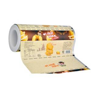 Factory wholesale Milk Pouch For Sale -