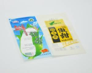 Three Side Seal Vacuum Bag