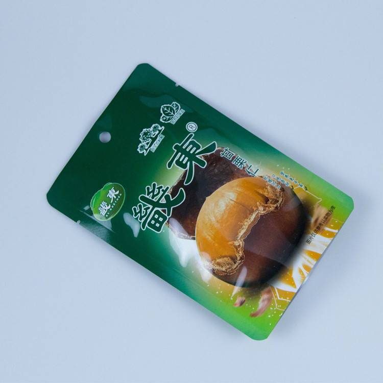 Standing Up Pouch For Chestnut Snack Food Featured Image