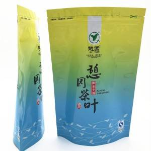 OEM Customized Clear Plastic Drink Bags -