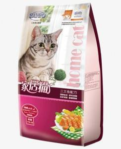 Aluminum Foil Pet Food Packaging Bag