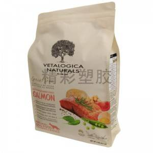 Plastic Pet Food Packaging Pouch