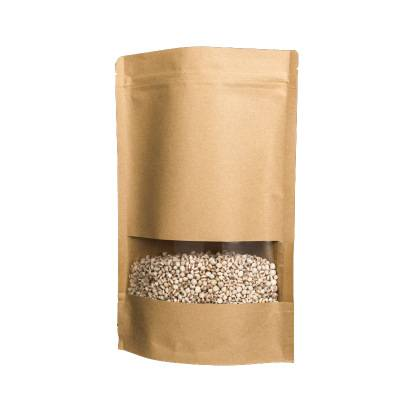 Kraft Paper Bag With Transparent Window Featured Image