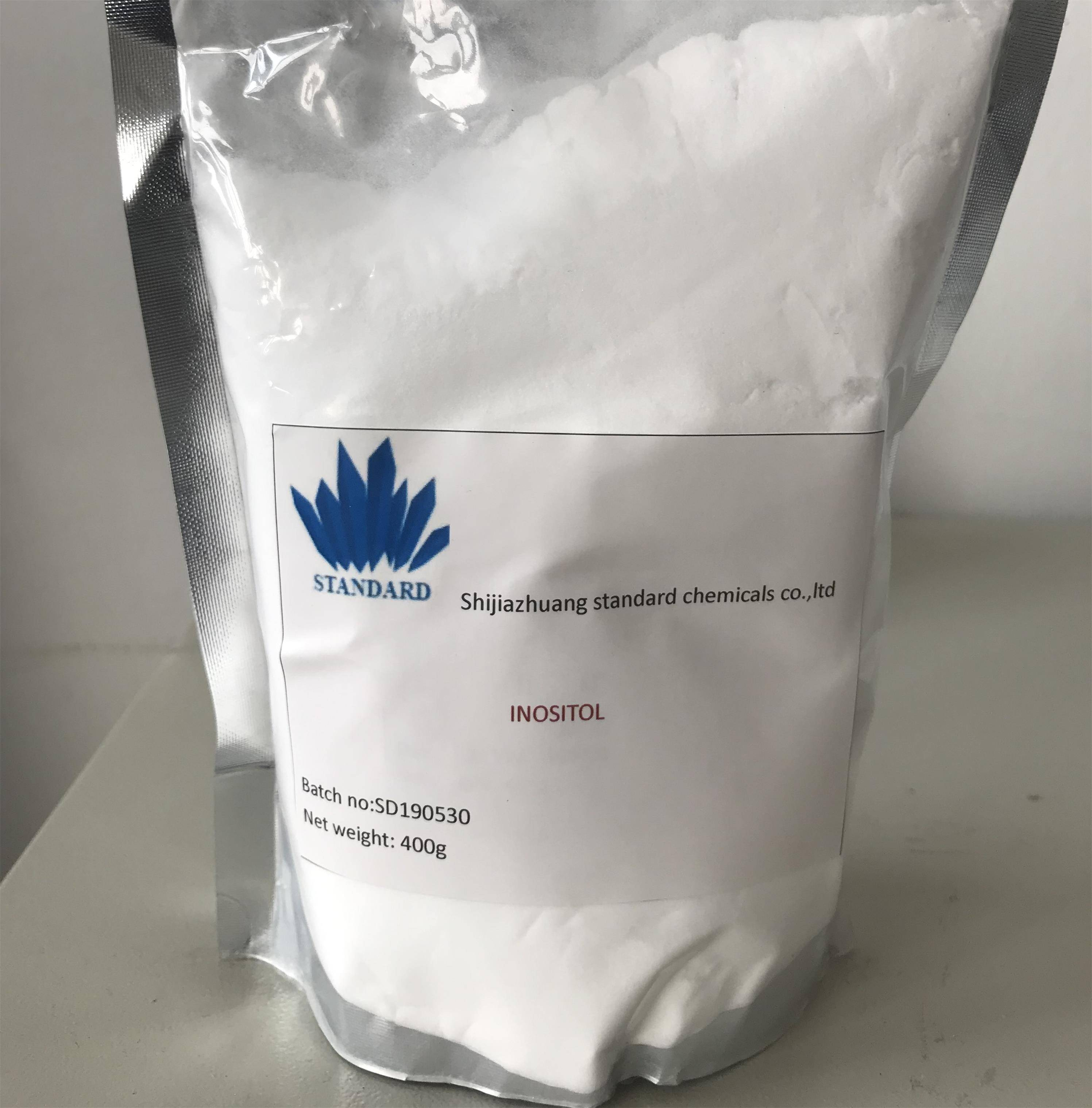 Food Additive  Corn Inositol 98% Powder – Inositol Nf12 Featured Image