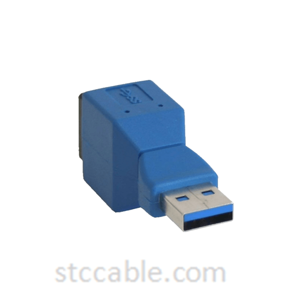 China Manufacturer for Scsi 68 Pin Cables Custom - USB 3.0 adapter A male to B female – STC-CABLE