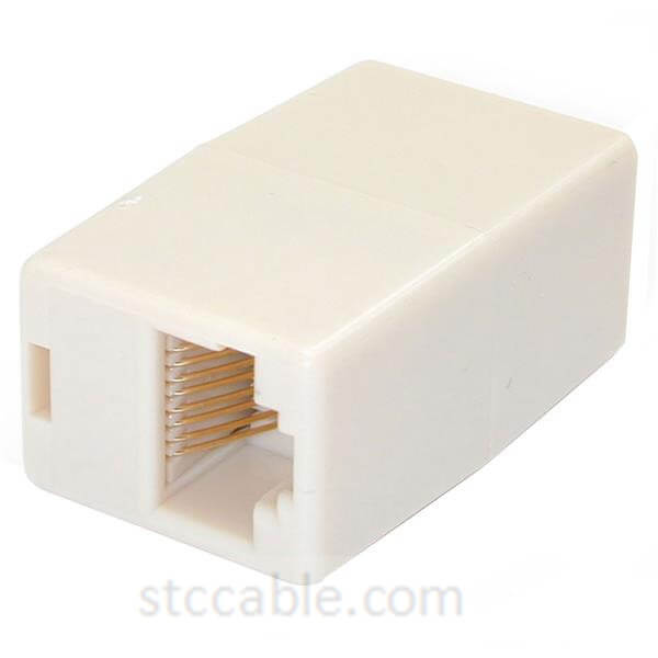 Wholesale Price Computer Monitor Cables Custom - Cat5e RJ45 Modular Inline Coupler – STC-CABLE