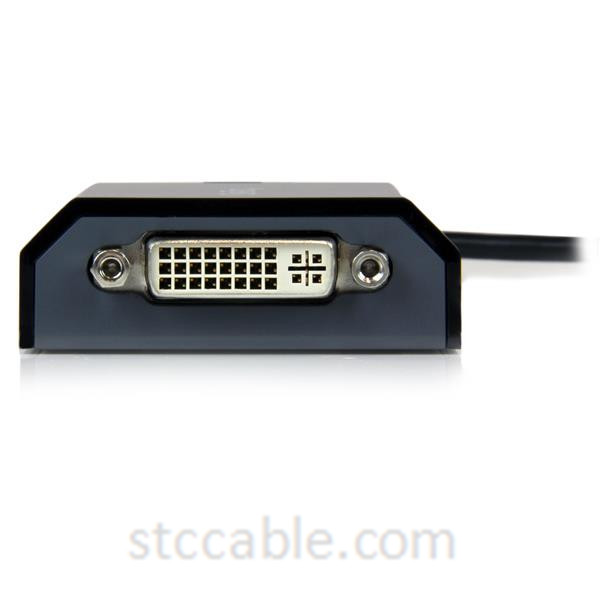 USB in adabtarada DVI - USB Dibadda Video Card Graphics for PC iyo MAC- 1920 × 1200